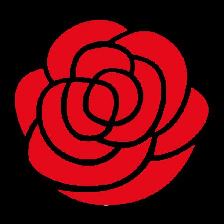 SPD Rose Platzhalter