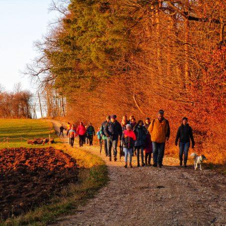 SPD Gräfenberg wandert nach Dorfhaus