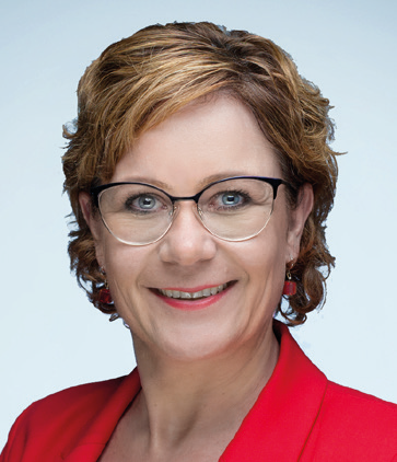 Kreisrätin Anja Gebhardt aus Kircherhenbach
