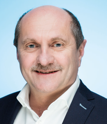 Kreisrat Wolfgang Fees aus Langensendelbach