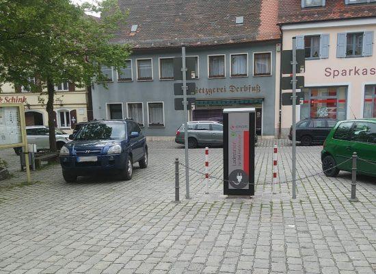 Marktplatz Gräfenberg