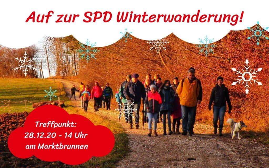 SPD Winterwanderung