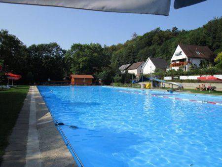 Freibad Becken Gräfenberg