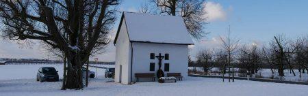 Lillinger Kapelle im Winter